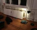 akut vandskade for sprængt radiator