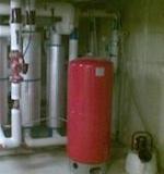 afkalkning af brugsvandsveksler pågår