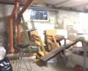 kloakrør, fejlagtigt brugt inde i hus